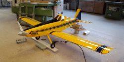 AirTractor 502 Auswiegen